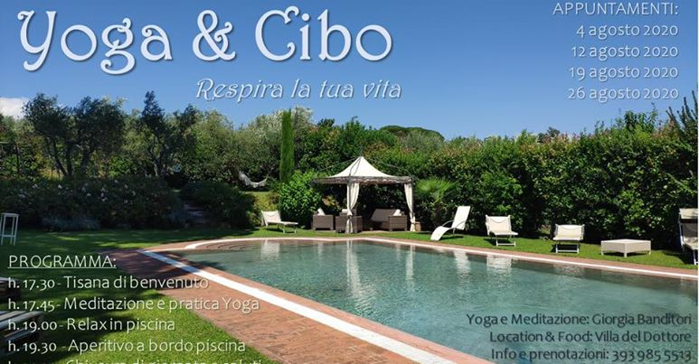 Yoga & Cibo