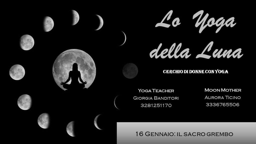 Lo Yoga della Luna - Il Sacro Grembo