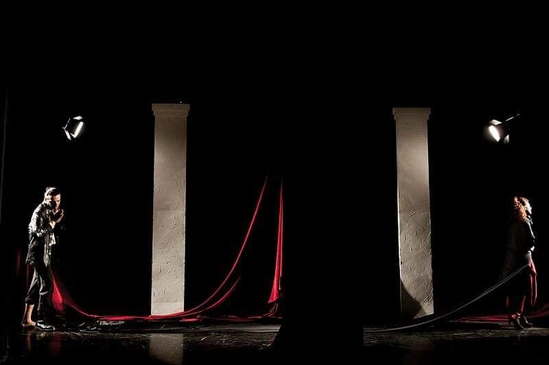 Il filo rosso - il teatro sacro